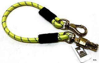 Jacks Bungie Trailer Tie YELLOW Horse Tack