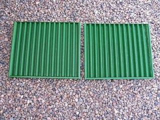 John Deere Tractor 2240 Hood Side Screen L R