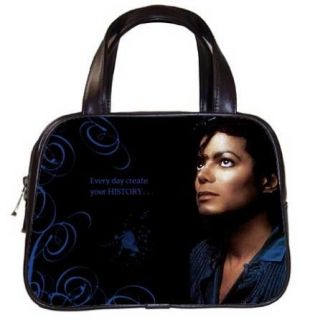 new michael jackson mj classic handbags purse gift