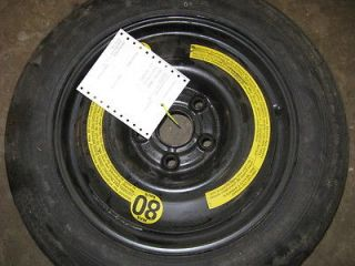 95 96 97 98 99 00 01 AUDI A6 WHEEL 15X4 COMPACT SPARE WHEEL AND TIRE