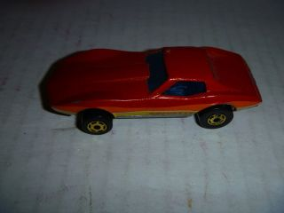 Hot Wheels   Chevrolet Corvette Diecast Car Mfg. Mattel 1980