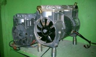 4cfm Rebuilt 2650 THOMAS VACUUM PUMP 25hg air pump compressor