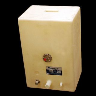 7000 MARINE 18 GALLON 24 X 16 X 12 IN POLY BOAT FUEL/GAS/DIESEL TANK