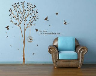 large tree wall decals in Decals, Stickers & Vinyl Art
