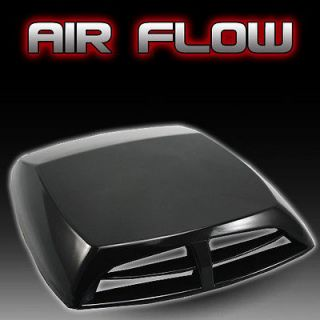 Car decorative Air Flow Intake Scoop Turbo Bonnet Vent Cover hood