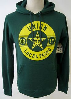 OBEY CLOTHING UNION LOCAL 74520 MENS HOODIE SWEATSHIRT OG STAR FACE