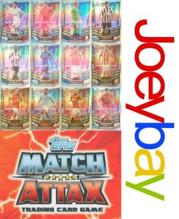 CHOOSE 12/13 100 CLUB LIMITED EDITION MATCH ATTAX CARD LIMITED HUNDRED