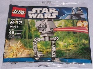 newly listed lego star wars 30054 min at st misb