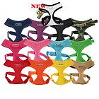 ANY SIZE & COLOR   IPUPPYONE   SOFT DOG HARNESS   ADJUST CHEST & NECK