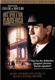 Once Upon a Time in America DVD, 2011, 2 Disc Set, WS Special Edition