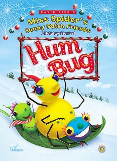 Miss Spiders Sunny Patch Friends   Hum Bug DVD, 2007