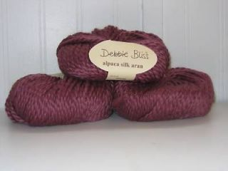 bliss alpaca silk aran 39  7 00  debbie bliss