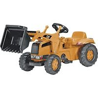 new kettler kids ride on caterpillar cat pedal tractor time