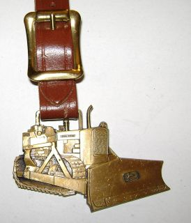 John Deere JD450 450 Crawler Tractor Dozer Bulldozer Watch Fob JD