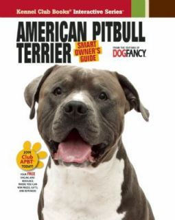 AMERICAN PIT BULL TERRIER [9781593787455]   DOG FANCY MAGAZINE