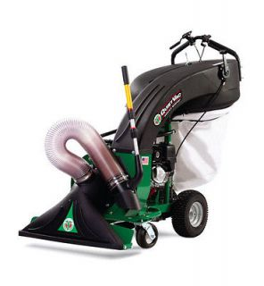 new billy goat hard surface leaf vacuum qv550h honda time