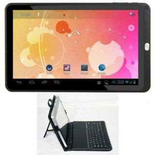 DUAL Core TABLET PC +Keyboard Bundle Android Jelly Bean 4.1 HDMI