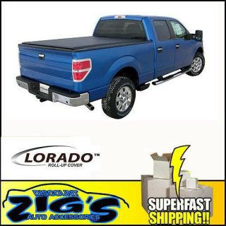 Access Lorado Roll Up Tonneau Cover for 1982 1993 Dodge Ram 50 Long