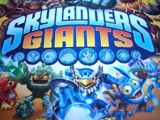 124 153 Any Topps SKYLANDERS GIANTS Trading Card SERIES 2 & NEW