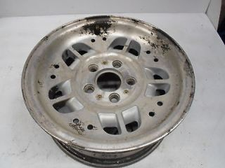 93 94 FORD RANGER WHEEL 14X6 ALUM C CONDITION LESS CENTER