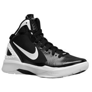 Nike Hyperdunk 2011 Black and White Basketball Shoes