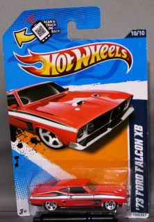 hot wheels muscle mania ford 2012 release 73 ford falcon xb hot wheels