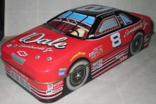 Tin Dale Earnhardt Jr Monte Carlo Stock Car Number 8 Eight