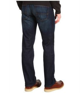 Lucky Brand 221 Original Straight 32 in Dark Olin