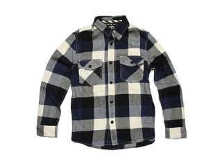vans kids box flannel top big kids $ 42 00