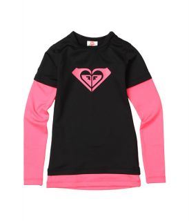 Roxy Kids Caliente Sun Double Time Rashguard (Toddler/Little Kids) $34