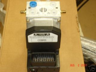 Ford Mustang Cobra ABS Control Module and Pump