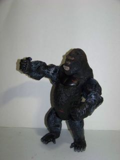 KING KONG action figure with ROARR SOUNDS 12 inches battle damage