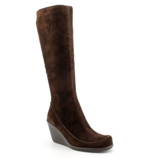 Aerosoles Gather Round Womens Size 6 5 Brown Fashion Knee High Boots