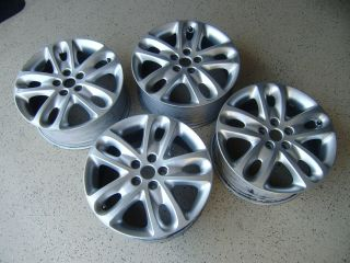 Jaguar x Type Factory Sport Wheel Rim 17 Aguila Set
