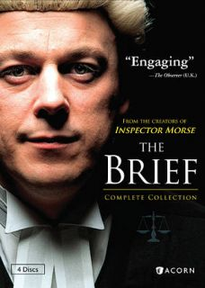 The Brief Complete Collection New DVD Alan Davies