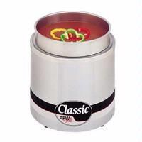 food warmer countertop electric 11 quart round well