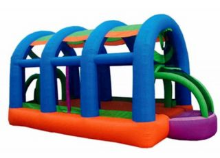 20 Kids Inflatable Bounce House Basketball Bouncer Balls