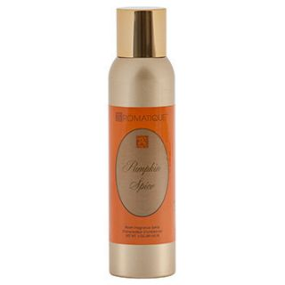 Aromatique Pumpkin Spice Aerosol Room Spray New