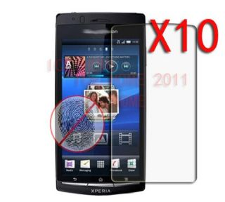 Anti Glare Screen Protector For Sony Ericsson Xperia Arc S L15i LT18i