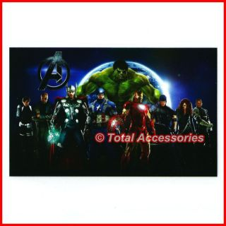 AVENGERS ASSEMBLE LINE   Iron On T Shirt Glitter Heat Transfer