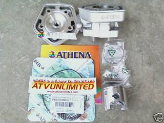 KTM 65 SX 65sx 80cc Athena Big Bore Cylinder Kit 01 08