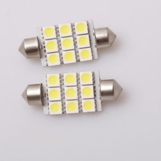 SMD LED Car Auto Interior Festoon Dome Light Bulb Lighting Lamp