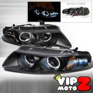 1997 2000 Chrysler Sebring Dodge Avenger Halo LED Projector Headlight
