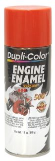Dupli Color Chrysler Orange Engine Paint with Ceramic