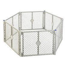 Baby Superyard Play Yard Gate Baby or Pet
