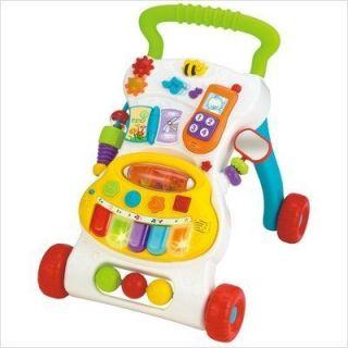 Me Musical Walker Baby Walker Learning Gear Educational Toy New