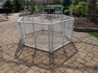 North States Superyard XT Baby Pet Gate Play Yard 8666