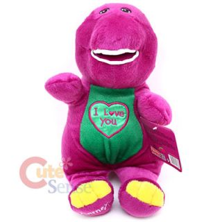 Doll by Fisher Price 12 Barney Dinosaur Large Stuffed Toy