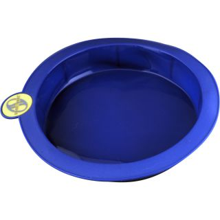 Smartware™ Silicone Bakeware Cake Pan Even Heat Transfer Blue