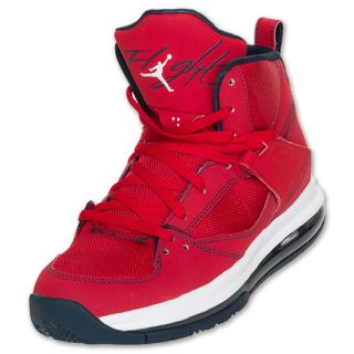 Jordan Flight 45 High Max Kids Basketball Shoes 524868 601